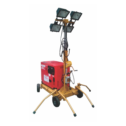 Picture of Light Tower Set LT-6500-4+PM6500