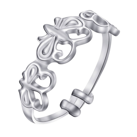 Picture of 925 Silver Jewelry,Kids Ring- SR-472