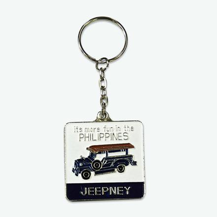 图片 Jeepney Keychain, Philippine Jeepney Keychain Souvenir