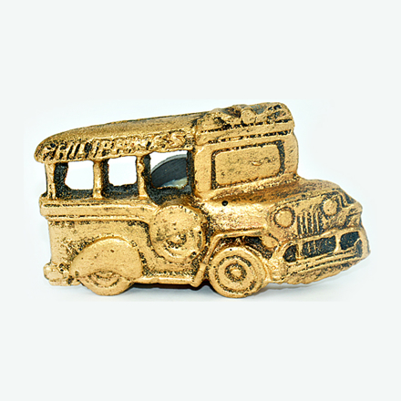 图片 Resin Magnet Jeepney- 0440-3118