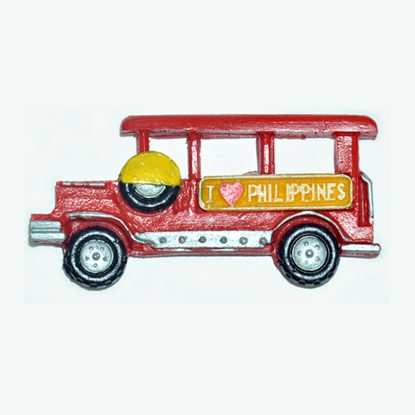 Picture of Jeepney Ref Magnet- DSC-5198