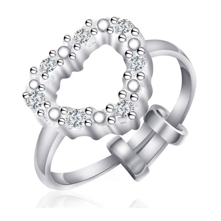 Picture of 925 Silver Jewelry,Kids Ring- SR-494