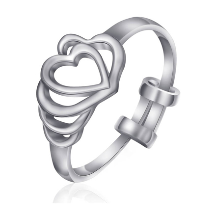 Picture of 925 Silver Jewelry,Kids Ring- SR-500