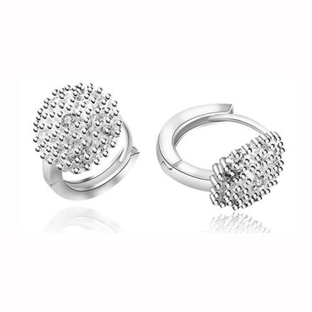 图片 925 Silver Jewelry,Clip Earrings- ER-476