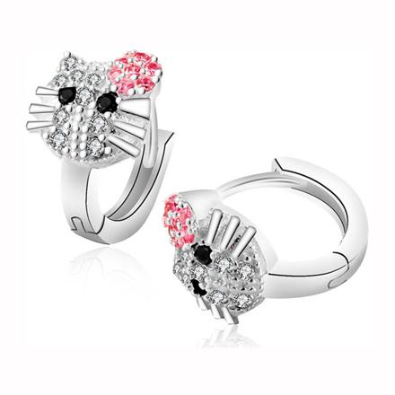 图片 925 Silver Jewelry,Clip Earrings- ER-479