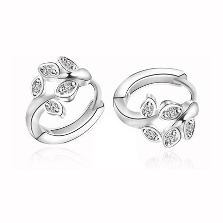 图片 925 Silver Jewelry,Clip Earrings- ER-482