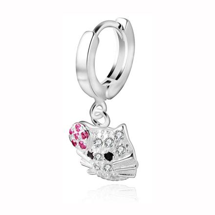 图片 925 Silver Jewelry,Clip Earrings- ER-485