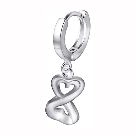 图片 925 Silver Jewelry,Clip Earrings- ER-499