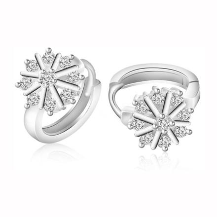 图片 925 Silver Jewelry,Clip Earrings- ER-505