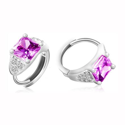 图片 925 Silver Jewelry,Clip Earrings- ER-511