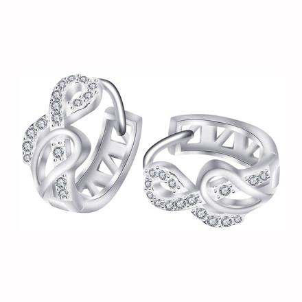 图片 925 Silver Jewelry,Clip Earrings- ER-515
