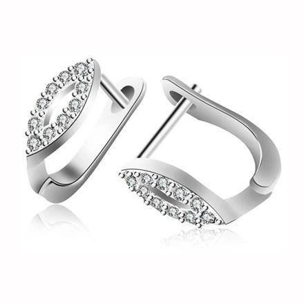 图片 925 Silver Jewelry,Clip Earrings- ER-522