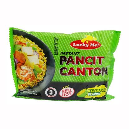 Picture of Lucky Me Pancit Canton Kalamansi Flavor 80g