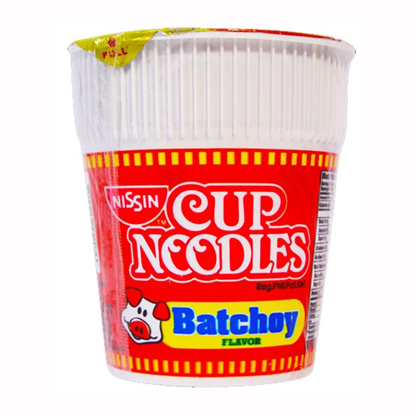 Picture of Nissin Cup Noodles Batchoy 60g