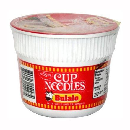 圖片 Nissin Cup Noodles Bulalo 40g