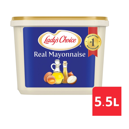 图片 Lady's Choice Real Mayonnaise 5.5L