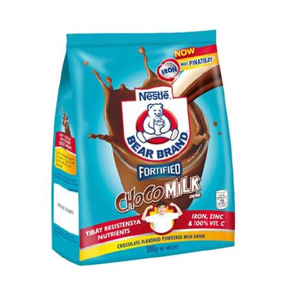 Picture of Nestle Bear Brand Choco Milk Drink 300g Powdered Milk Drink