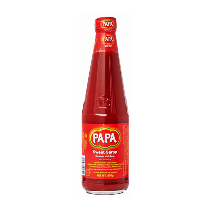 Picture of Papa Sweet-Sarap Banana Catsup 550g