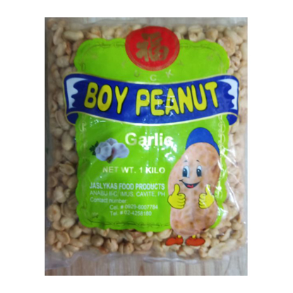 Picture of Boy Peanut,Boy Peanut Spicy ,Peanuts Garlic Flavors in 1 Kilo