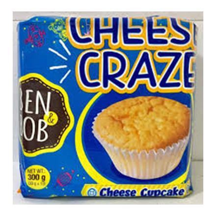 圖片 Cheese Craze, Cheese Cupcake, Ben & bob cheese craze/double trouble