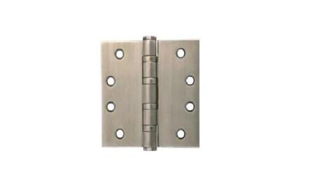 图片 Yale 2 Ball Bearing Button Tipped Door Hinge 2BB 3.5x 3.5x2 MM SSSD'