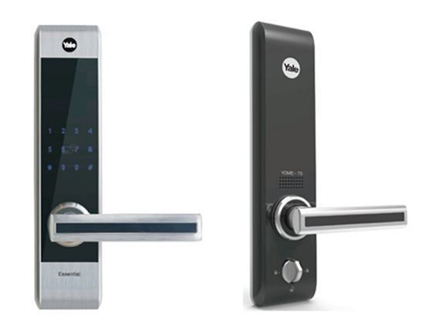 图片 Yale Door Lock Digital Mortise Essential Series Right Hand