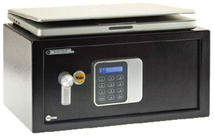圖片 Yale Guest Digital Safe Box Laptop - YLG200DB1