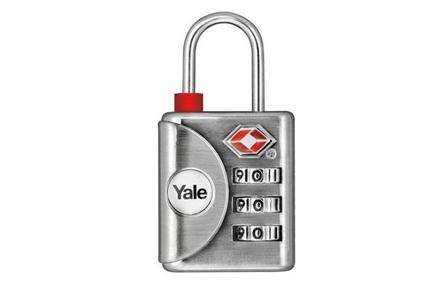 圖片 Yale Inspection indicator Luggage TSA Combination Lock - YTP1/32/119