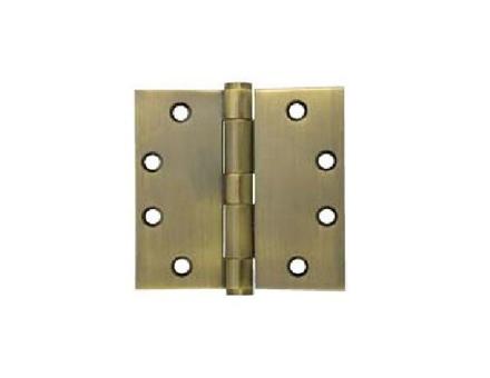 图片 Yale Plain Door Hinge - 4 x 4 x 2 mm PB SSSB