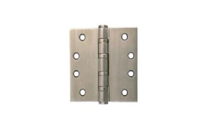 图片 Yale 2 Ball Bearing Button Tipped Door Hinge 2BB 4X4X2 MM SSSD'