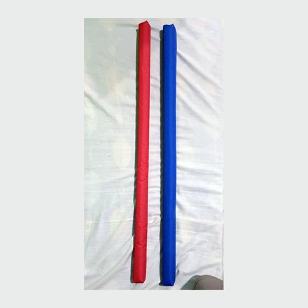圖片 Arnis with Padding, Blue & Red, U04AWPBR