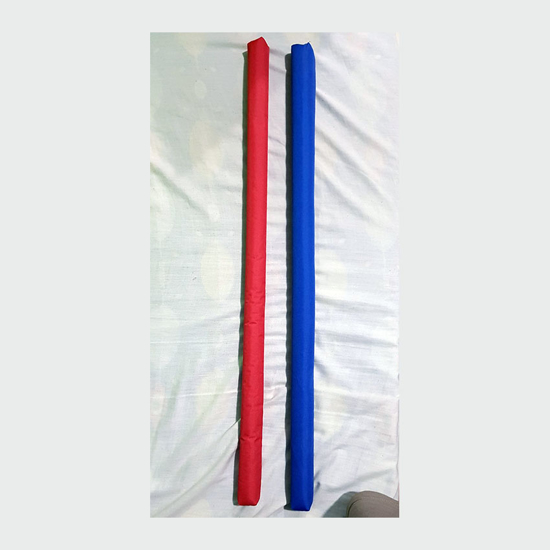 Picture of Arnis with Padding, Blue & Red, U04AWPBR