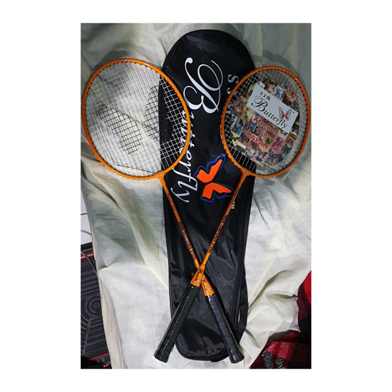 Picture of Butterfly Xtreme 168, High Tempered Steel, Set, U04BRO