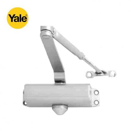 图片 Yale Y602 Series Door Closer, Silver, Y602SIL