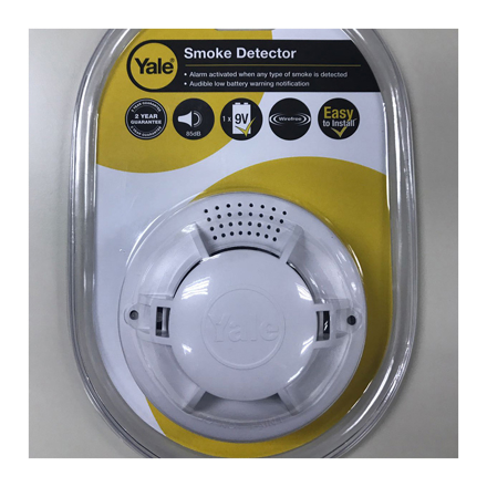 圖片 Yale E-SD2, Smoke Detector, ESD2