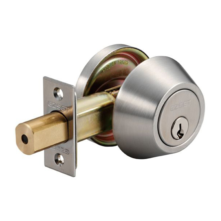 图片 Talent Single Cylinder Deadbolt, EZTLD010SS