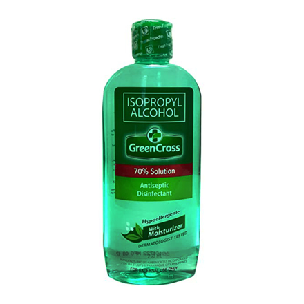 图片 Green Cross 70% Isopropyl Alcohol with Moisturizer, GRE192