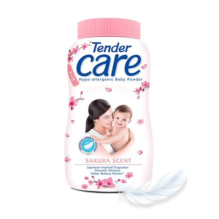 图片 Tender Care Baby Powder, TEN34
