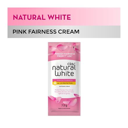圖片 Olay Skin Natural White Pink Fairness Cream 7.5g, OLA07