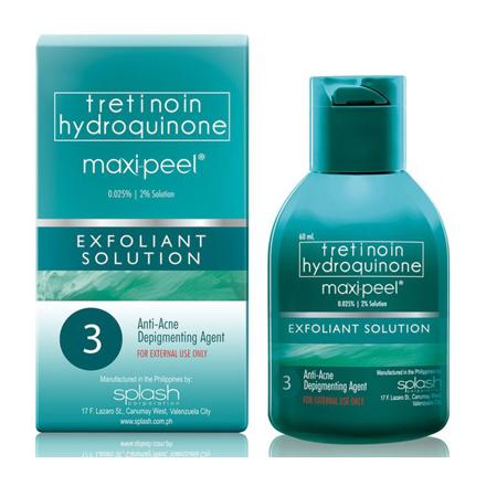 圖片 Maxi Peel  Exfoliant Solution #3, MAX38B