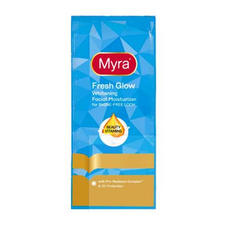 图片 Myra  Fresh Glow Whitening Facial Moisturizer 7ml, MYR17B