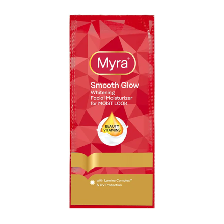 图片 Myra Smooth Glow Whitening Facial Moisturizer 7ml, MYR18B