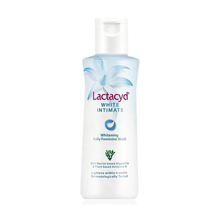 图片 Lactacyd White Intimate Daily Feminine Wash 150ml, LAC03