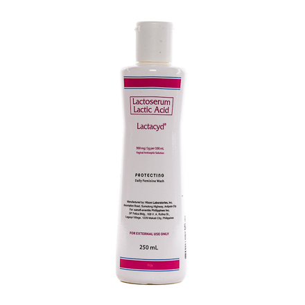 圖片 Lactacyd  Protecting Daily Feminine Wash, LAC07