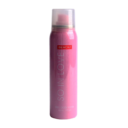 圖片 Bench So In Love Deo Body Spray,  HER03B