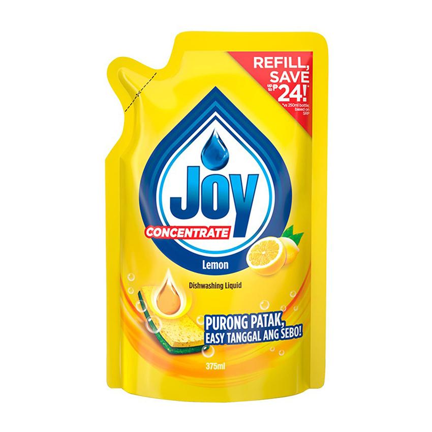 Picture of Joy Lemon Concentrate Dishwashing Liquid, JOY31