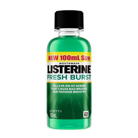 图片 Listerine Mouthwash 100mL, LIS10