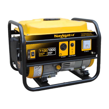 图片 Navigator Unleaded Gasoline Generator, NVNG2200