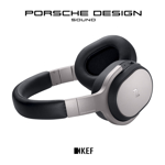 圖片 KEF Porsche Design Sound, Space One Wireless Headphoes, KEFPDW21