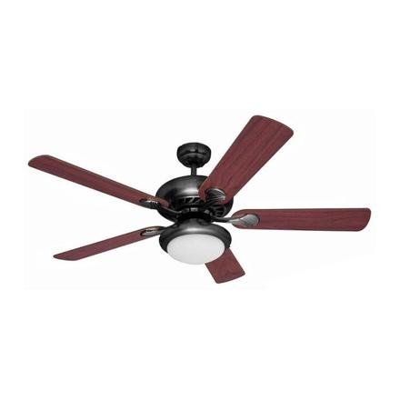 """圖片 Westinghouse Euro Swirl 52"""" Iron Ceiling Fan, WH5SW52IRD"""